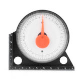 Drillpro Slope Inclinometer Protractor Tilt Level Meter Angle Finder Clinometer Gauge Measurement