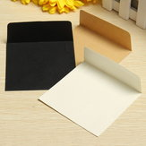 10X10CM Quadrado Mini Envelopes em Branco Envelope de Papel de Armazenamento