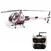 JCZK 300C 470L DFC 6CH 3D Flying Scale RC Helicopter RTF GPS One-key Return Hover z AT9S PRO Transmitter