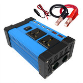 4000W Car Solar Power Inverter DC 12V To AC 110V/220V Sine Wave Converter 2 USB