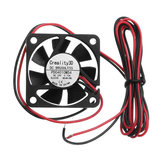 3pcs Creality 3D® 40*40*10mm 24V High Speed DC Brushless 4010 Nozzle Cooling Fan For 3D Printer Ender-3