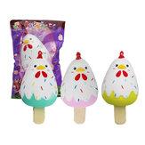 Sanqi Elan Picolé Picksicle Gelo-lolly Squishy 12 * 6 CM Licenciado Lento Rising Soft Brinquedo Com Embalagem
