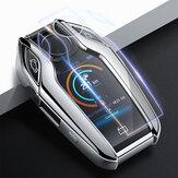Couverture de cas de clé à distance de voiture en TPU pour BMW série 7 nouveau 730li 740li 750li 760li G11