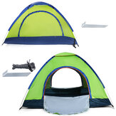 1-2/3-4 People Automatic Set-Up Tent Waterproof Camping Tent