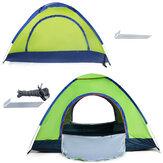 1-2 / 3-4 Personen Automatisches Aufstellzelt Wasserdichtes Campingzelt