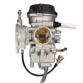 Sistemi di alimentazione assunzione di carboidrati carburatore ATV per suzuki ltz400 2003-2007