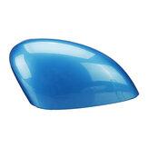 Rechter buitenspiegelkap blauw voor Fiesta MK7 2008-2017