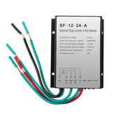 12V/24V Wind Generator Charge Controller 300W/600W Waterproof Wind And Light Hybrid Controller