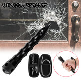 2 in 1 Tactical Window Glasbrecher Auto LKW Crash Notfall Hammer Escape Tool