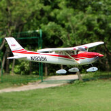 TOPRC Cessna 182 400 Class 965mm Wingspan Monoplane Practice Fixed-wing RC Airplane KIT/PNP