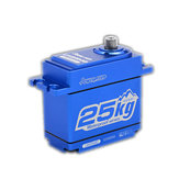 Potenza HD LW25MG Digital Servo 25KG Metal Gear Crawler specifica per coppia grande impermeabile per KM2 TRX-4 T4 RC Car