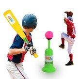 Çocuklar Beyzbol Seti Otomatik Başlatıcı Beyzbol Oyuncakları Çocuk Kapalı Outdoor Spor Oyuncakları