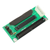 SCA 80 broches à 68 broches 50 broches IDE Ultra SCSI II/III Adaptateur Disque Dur Convertisseur