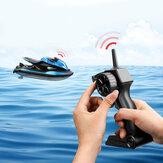 JJRC S9 1/14 2.4G Motocicleta Motor Duplo Veículo de Duas Velocidades RC Boat Controle Remoto Modelos de Barcos Brinquedos Ao Ar Livre para o Presente do Menino Criança