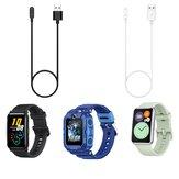 Cable de carga para reloj de 1 m para Huawei Honor Watch SE / Huawei Reloj para niños 4X / Huawei Watch Fit
