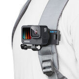 RUIGPRO Adjustable 360 Degree Backpack Clip Camera Mount for GOPRO OSMO Camera