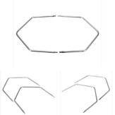 Outils clés 90mm de suppression stéréo radio paire pour vauxhall corsa opel meriva c pc5-110 ct22vx01