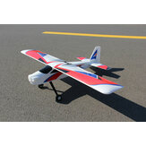 Devil King EPO 1020mm Spanwijdte Entry Trainingsmachine Elektrisch Model Fixed-wing RC Vliegtuig KIT