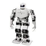 Hiwonder RoboSoul H5S 16 DOF Интеллектуальный обучающий программируемый бионический робот Гуманоид Танцы RC робот