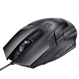 Morzzor S600 Silent USB Wired Mouse 1200DPI Desktop Gaming Optical Mice Home Office Mouse for Computer Laptop PC