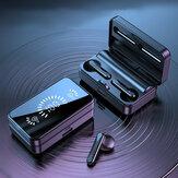Bakeey S20 TWS Ακουστικά Bluetooth Στερεοφωνικά ακουστικά LED Αθλητικά ασύρματα ακουστικά με μικρόφωνο