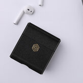 NILLKIN Headphones Protective Case For Apple AirPods Earphone Cover Fully Shockproof Lightweight PU Leather Earphone Protective Cover