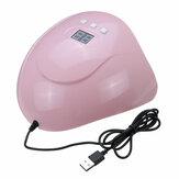 SUNX3 Pink 18 LED - Lampe à ongles avec écran et capteur