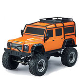 Duplo Eagle E328-001 1/8 2.4G 4WD Rc Car Rock Crawler Escalada Veículo w / LED Modelo RTR Luz