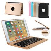 الألومنيوم أشابة حالة لوحة المفاتيح اللاسلكية بلوتوث للحصول على iPad ميني 4