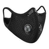 Opakovaně použitelná protiprachová maska PM2.5 Větruvzdorný respirátor proti zamlžování mlhou s ventilem