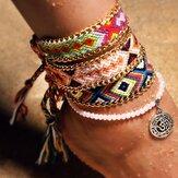 Bracelets Ethnic Double Couche