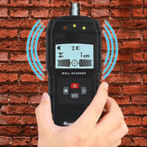 MUSTOOL MT55 Digital Wall Scanner Detector Detecting Wire Live Cable Fer and Non-ferrous Metals Wood Measurement Instruments