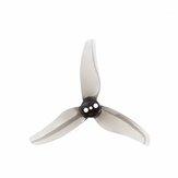2 paar Gemfan Hurricane 2512 Duurzame 3-blad 2,5-inch propeller voor tandenstoker FPV Racing RC-drone