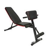 مقعد قابل للتعديل وزن مقعد قابل للطي متعدد الأغراض للتدريب على القوة مقاعد الجلوس سليمالجسم معدات صالة الألعاب الرياضية المنزلية