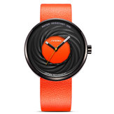 SINOBI 9683 Unisex Fashion Genuine Kulit Creative Watches