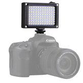 PULUZ PU4096 Pocket 96 LED'er 860LM Pro Fotografi Video Light Studio Light til DSLR-kameraer