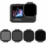Filtros Ulanzi Multi Coated ND HD Filtros de lente para GoPro Hero 9 Black Sports Camera Acessórios para lentes