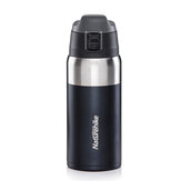 Naturehike NH18T001-T 600ml Vacuum Cup 316 Stainless Steel Insulation Water Bottle Sports Travel