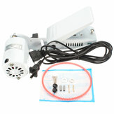 110V Sewing Machine Motor Foot Pedals Control Set