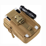 5.5/6 Inch Men Tactical Waist Bags Outdoor Sport Mobile Phone Case