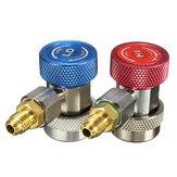 R134A AC климатик регулируемый адаптер быстрый разъем высокого / низкого давления