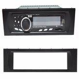 Car Stereo Panel Plate Fascia Facia Surround Radio Adapter Trim Voor AUDI A4