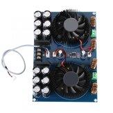 XH-M258 Hochleistungs-TDA8954TH Dual 420W Digital Audio-Leistungsverstärkerplatine Reine Leistungsverstärkerplatine