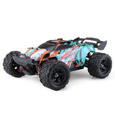 HS 18322 1/18 2.4G 4WD 36km / h RC Coche Modelo Control proporcional Big Foot Off-Road Truck RTR Vehículo