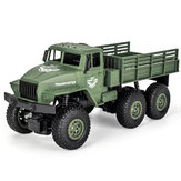 JJRC Q68 Q69 1/18 2.4G 4WD RC Vehicle Off-Road Military Truck Car RTR Model
