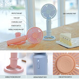 Portable Handheld Mini USB Desk Small Fan 3 Cooling Wind