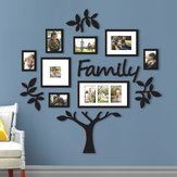 Family Tree Frame Collage Immagini Photo Frame Collage Photo Montaggio a parete Decor Wedding