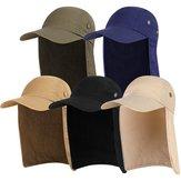 Cappello per pescatore sportivo da uomo