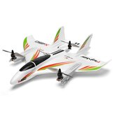 XK X450 VTOL 2.4G EPO 6CH EPO 450mm Commutation en mode 3D / 6G Aérobic commutable Avion RC RTF