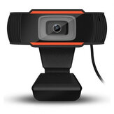 HD Webcam Auto Focus PC Web USB Camera Video Konferenční kamery s mikrofonem